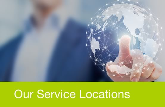 Our Services Locations